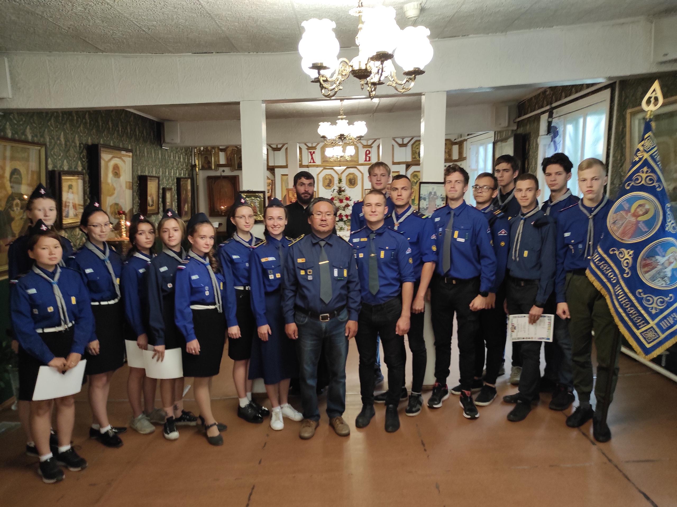 Школа Инструкторов НОВ - 2020